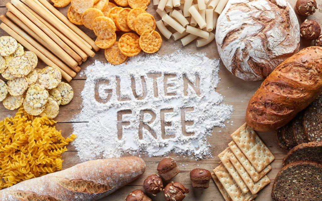 menu senza glutine